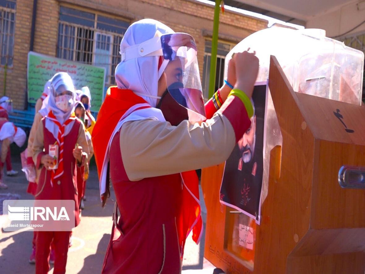 خبرنگاران مردم کرمانشاه در جشن عاطفه های بیش از 10 میلیارد تومان یاری کردند