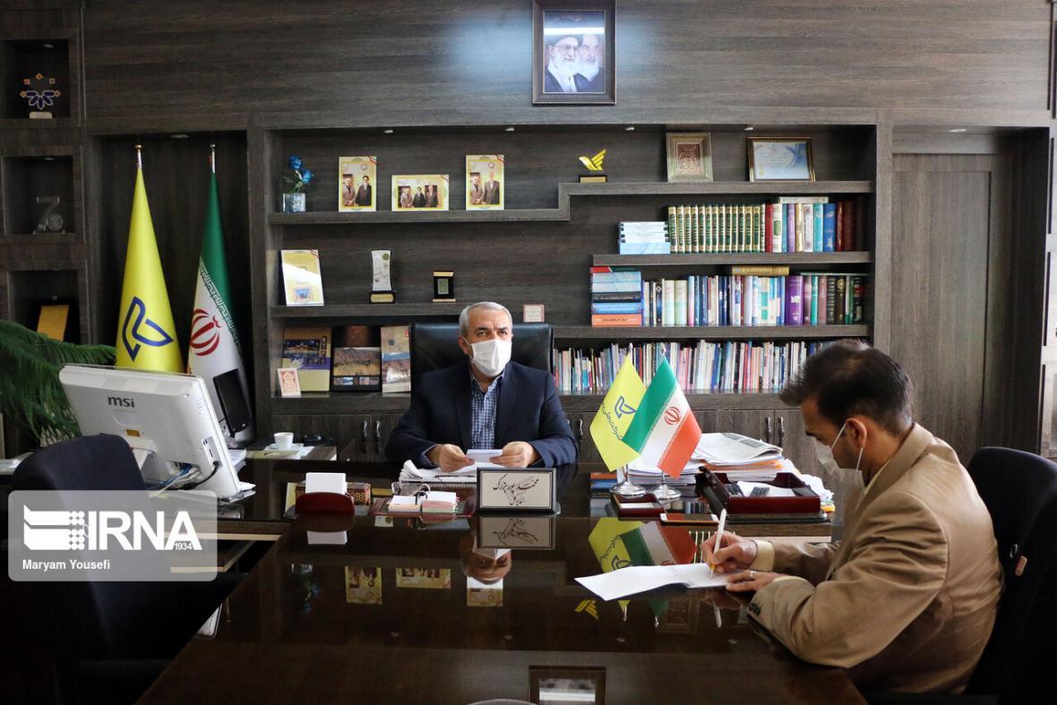 خبرنگاران جابجایی بیش از پنج میلیون مرسوله توسط پست آذربایجان شرقی