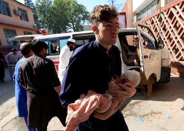 دفاع ارتش آمریکا از حملات هوایی علیه طالبان
