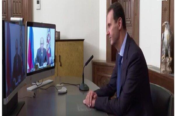 بشار اسد: تروریسم و تحریم سوریه مانع بازگشت آوارگان است
