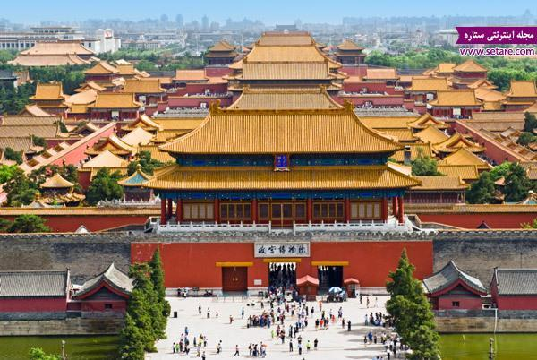 معرفی شهرهای توریستی و جاذبه های گردشگری چین