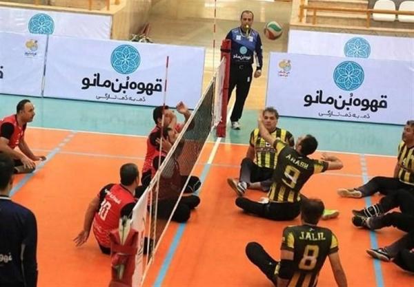 لیگ برتر والیبال نشسته، رجحان شهرداری گنبد و شهرداری ورامین مقابل حریفان