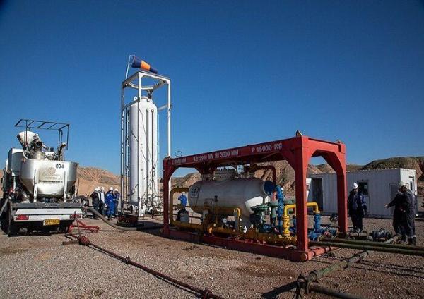 اندازه گیری هم زمان جریان نفت، گاز و آب با MPFM در میدان آذر