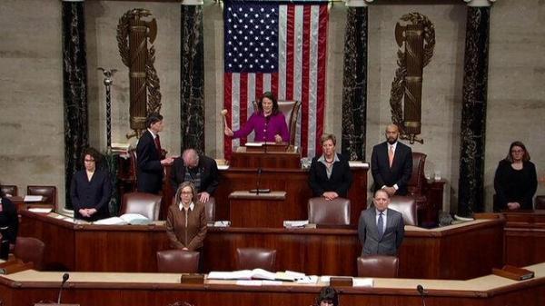 مجلس نمایندگان آمریکا وتوی ترامپ درباره لایحه دفاعی را لغو کرد