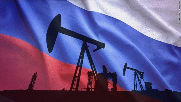 فراوری سالانه نفت روسیه کاهش یافت