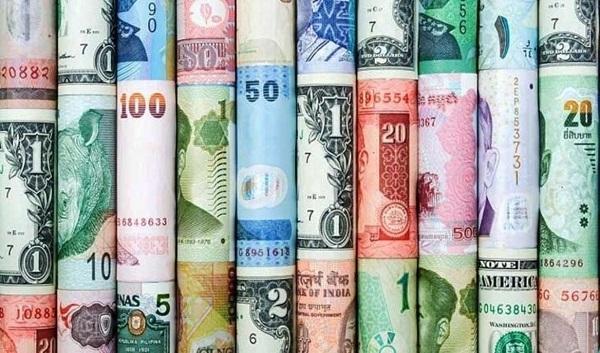 کاهش نرخ رسمی یورو و افزایش قیمت پوند بر اساس اعلام بانک مرکزی