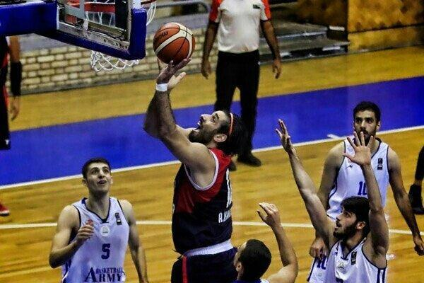 برد نمایندگان کردستان در لیگ دسته اول بسکتبال کشور