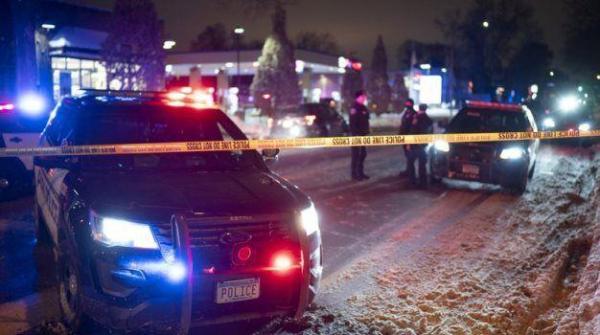 مرگ شهروند آمریکایی در پی تیراندازی پلیس آمریکا