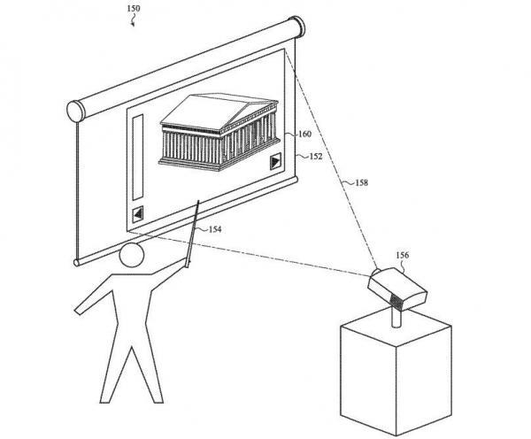 مک بوک ها می توانند یک دیوار یا هر سطحی را به دستگاه ورودی لمسی تبدیل کنند