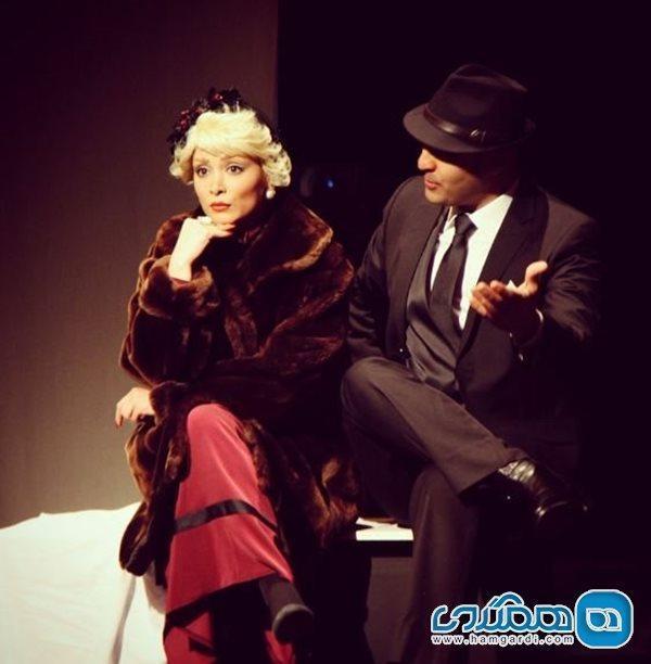 دلتنگی فرناز رهنما برای صحنه تئاتر