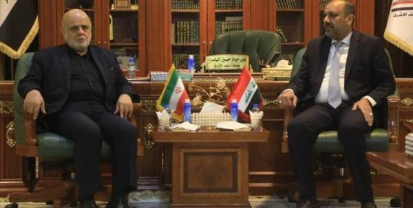 جزئیات ملاقات سفیر ایران با استاندار نجف اشرف