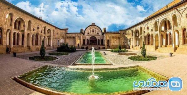 خانه طباطبایی کاشان؛ شاهکار هنر معماری در ایران
