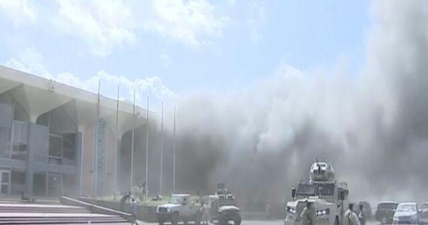 خبرنگاران معاون شورای انتقالی جنوب یمن اتهام علیه انصار الله را عجولانه خواند