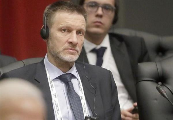 مشخص رئیس جدید هیئت روسیه در مذاکرات مربوط به دریای خزر