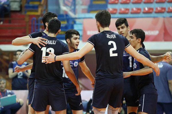 اعضای کادر فنی تیم والیبال نوجوانان پسر ایران معرفی شدند