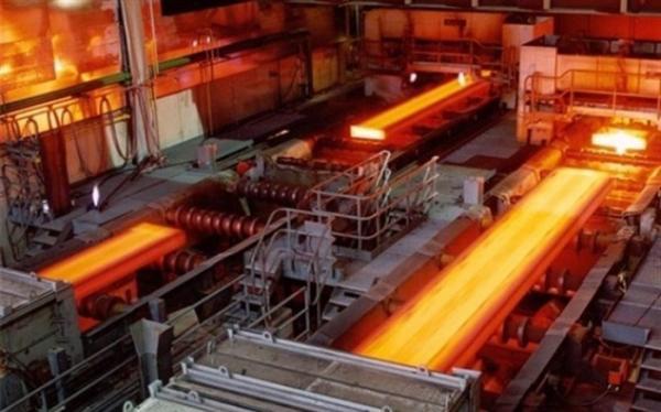 رشد 68 درصدی فراوری فولاد خام کشور