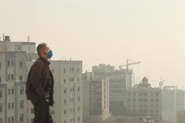 در تنفس هوای آلوده زیاده روی نکنید!