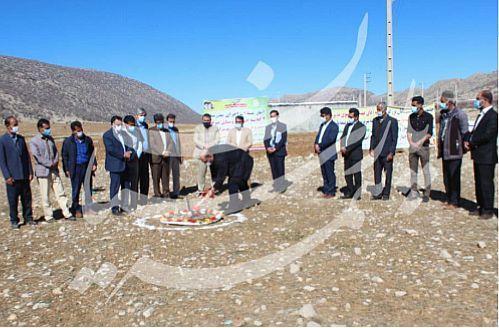 شروع ساخت ششمین مدرسه بیمه پارسیان در مناطق محروم کشور