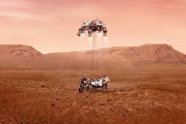 2020؛ سال یورش انسان به مریخ بود