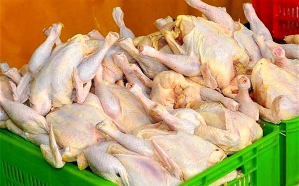 اعلام دلایل افزایش قیمت مرغ در بازار