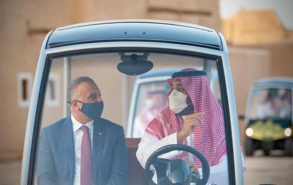 خبرنگاران افزایش همکاری های عربستان و عراق با امضای چند توافق نامه