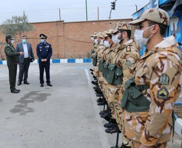 سربازان حافظ امنیت و اقتدار کشور هستند