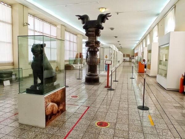 موزه های تهران تعطیل شدند خبرنگاران