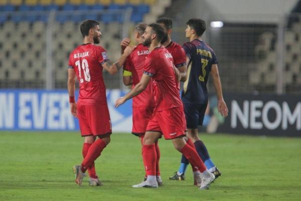 (ویدیو) خلاصه بازی پرسپولیس ایران 1 - 0 الوحده امارات 25 فروردین 00