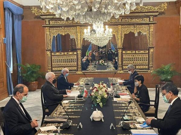 تأکید ظریف بر نهایی کردن موافقت نامه تعرفه ترجیحی با اندونزی