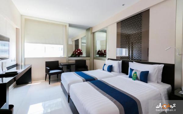ماندارین بای سنتر پوینت؛ هتلی شیک و 4ستاره در بانکوک، اقامتی به یادماندنی برای مسافران تفریحی و تجاری