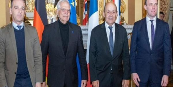تروئیکای اروپا: ایران فرصت مذاکرات وین را مغتنم بشمرد