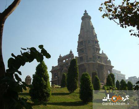 کاخ بارون ایمپاین؛ عمارت تاریخی و معروف قاهره