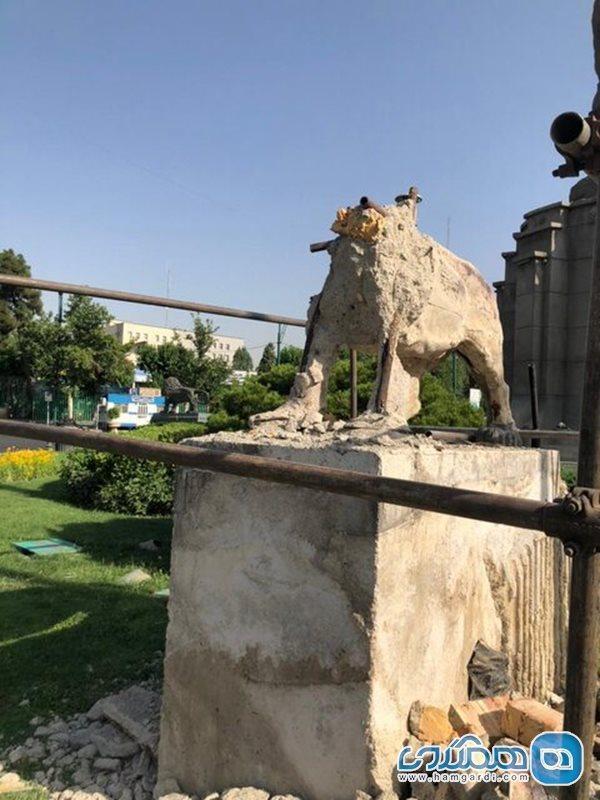 داستان شیرهای غران میدان حر چه بوده است؟