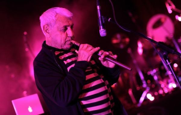 ژیوان گاسپاریان نوازنده و موزیسین مشهور ارمنستانی درگذشت
