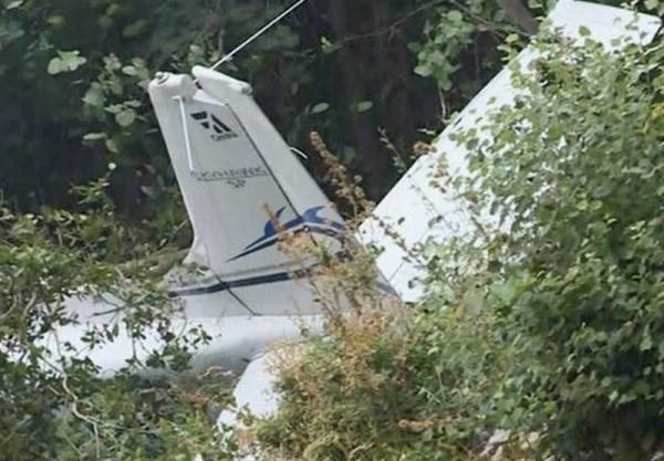 سقوط یک هواپیمای لبنانی در غرب این کشور