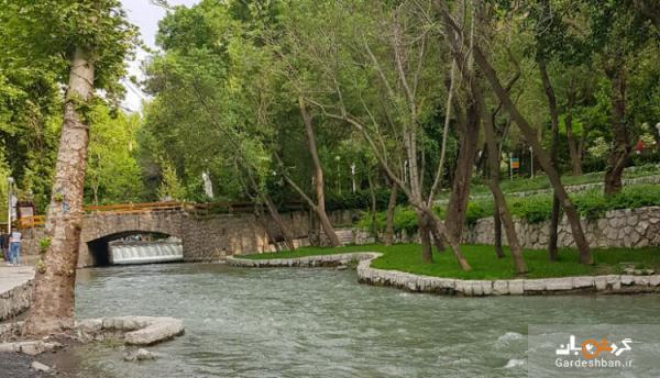 پارک وکیل آباد مشهد؛ جاذبه معروف و آرام شهر
