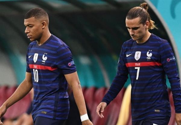 پنجره جابجایی فوتبال اروپا بسته شد، امباپه در پاریس ماند؛ گریزمان به اتلتیکومادرید بازگشت