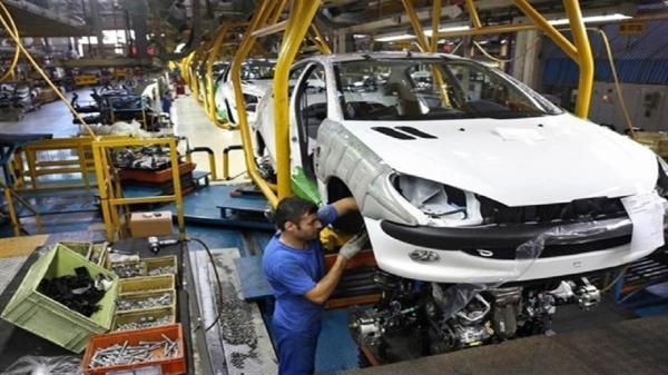 افزایش 23 درصدی فراوری محصولات ایران خودرو در کرمانشاه