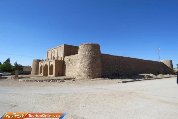 بازسازی ویلا: بازسازی کاروانسرای ده محمد خراسان جنوبی