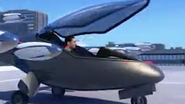 طرح اولیه یک هواپیمای فوق سریع
