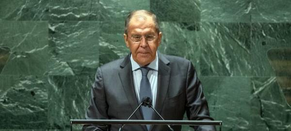سخنرانی لاوروف در مجمع عمومی: به وحدت احتیاج است تا شکاف نو، آمریکا مدل خود را تحمیل نکند